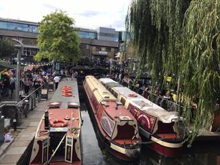 戀戀英倫─Regent's Canal