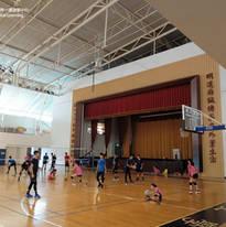 專業室內籃球場
