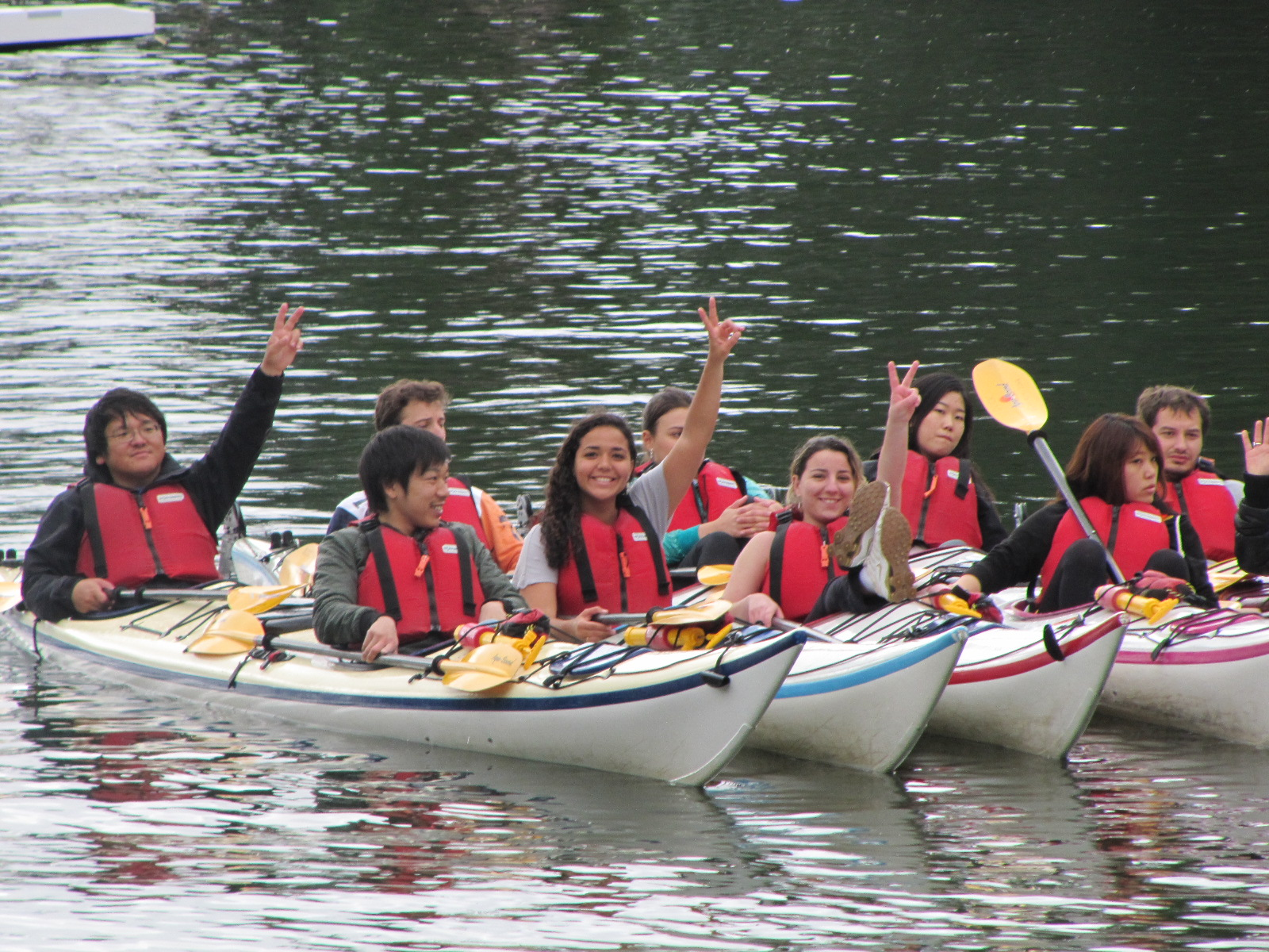 LSI Vancouver Kayaking Activity3