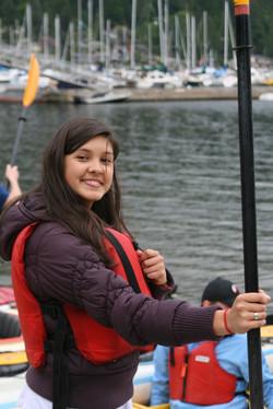 LSI Van Kayaking