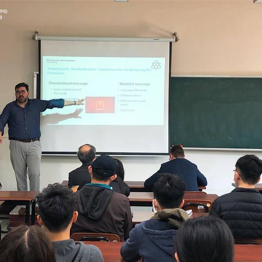專業情境英文教室