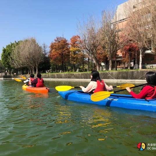 蠡澤湖輕艇