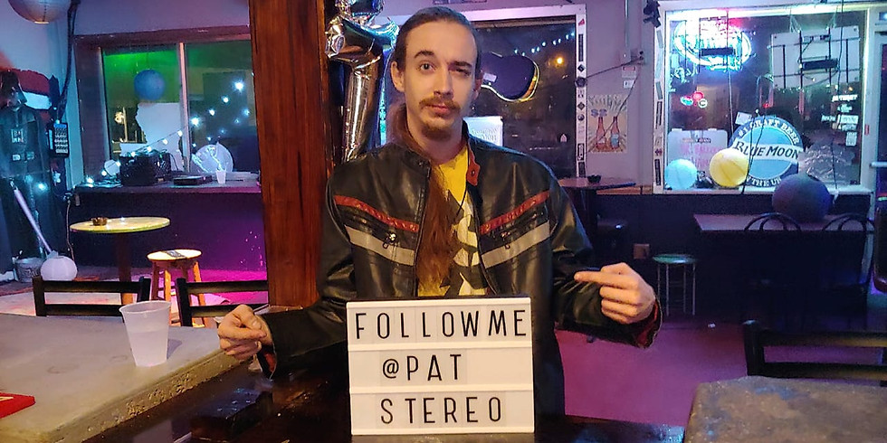 Pat Stereo  - Live Music