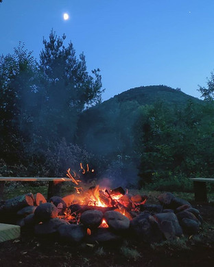 Nothing beats sitting around the campfir