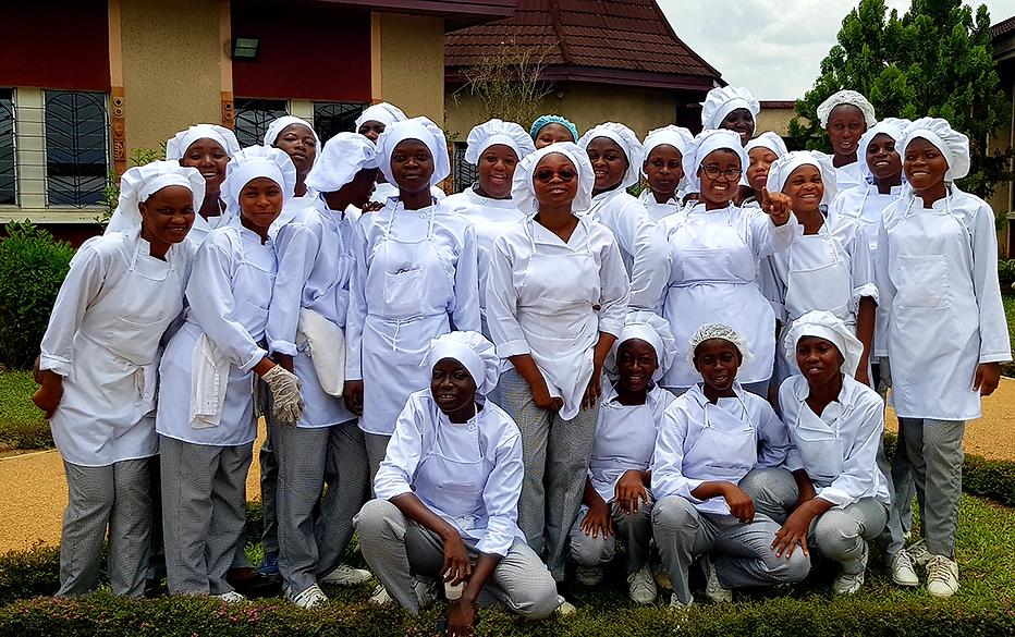 Formation professionnelle Côte d'Ivoire