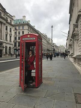 Dijana in London