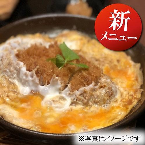 10月3日(木)ふんわり卵の 豚ロースカツ煮弁当