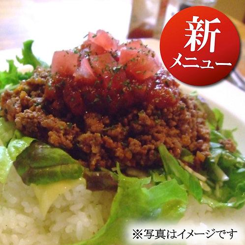 10月30日(水)ひき肉たっぷり!和食屋さんのタコライス弁当