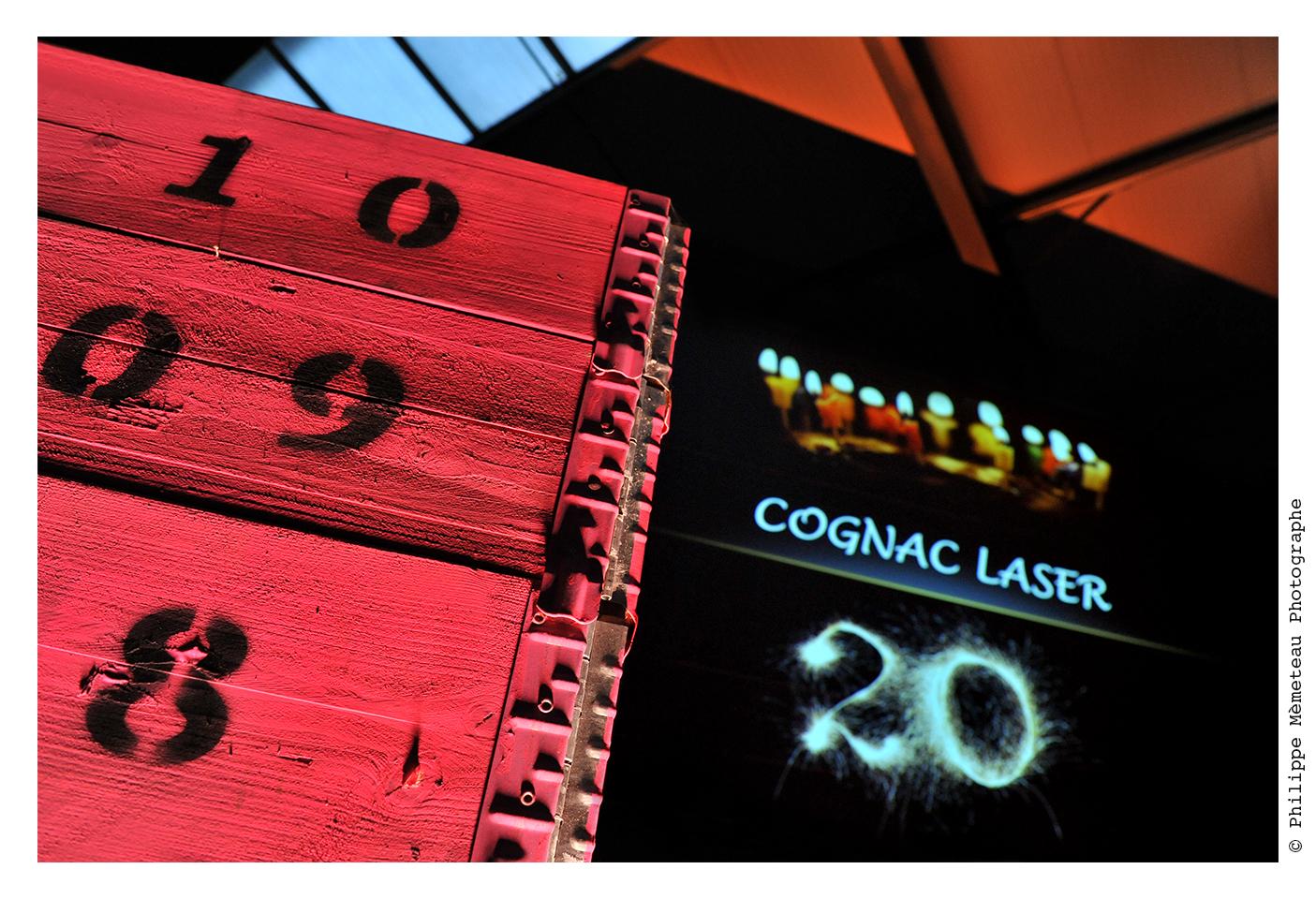 20 ans de Cognac Laser