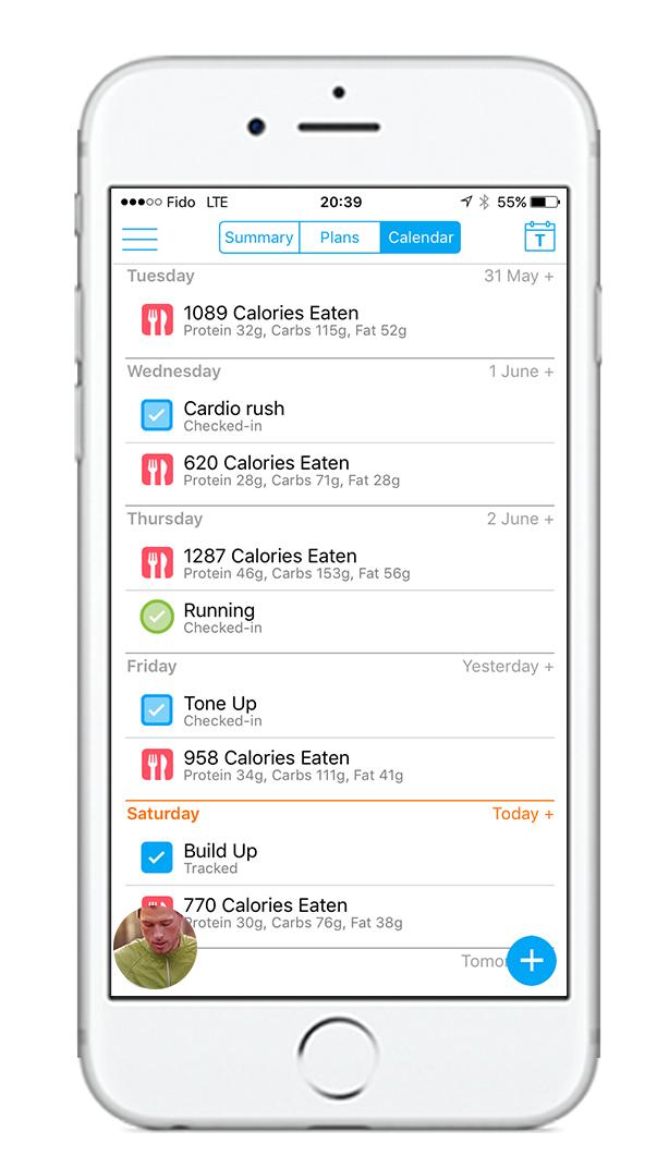 ODC - Calender App