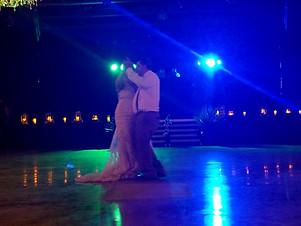 First Dance Mood Lighting