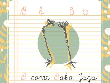 B come Baba Jaga
