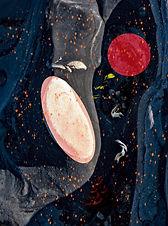 """Tide Pool II"" by Azita Gandjei"
