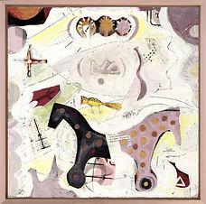 """""""Pink Pony"""" by Jan Davis"""