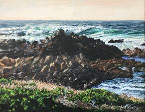 """Pacific Grove Morning Light"" by Margo Bangert"