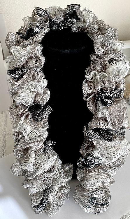 """""""Sashay scarf"""" by Lana Potels"""