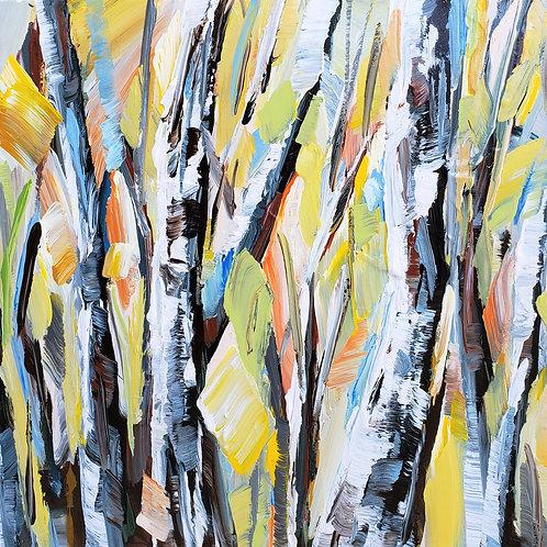 """""""Spring Awakens"""" by Holly Van Hart"""