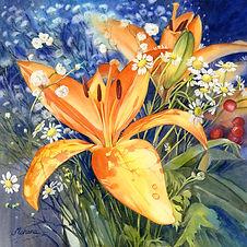 """""""Vivaldi's Spring"""" by Mohana Pradhan"""