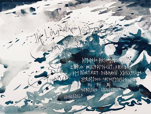 """The Main Deep"" by Ann Miller"