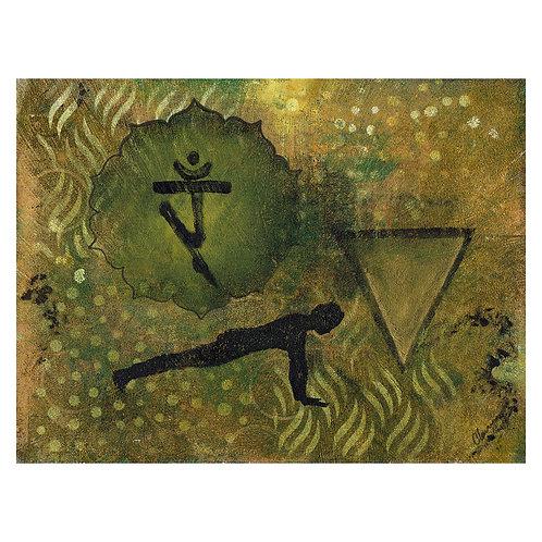 """Manipura"" by Claudia Sloan"