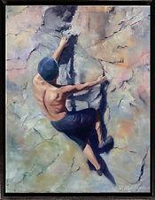 """Climber"" by Melissa Mandegarian"