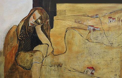 """""""Reve de Provence"""" by Sylvie Levesque"""