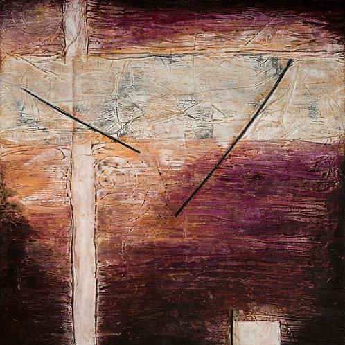"""Behind All That - Sun Set"" by Rachel Tirosh"
