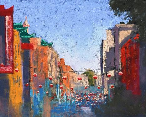 """""""Chinatown 2"""" by Deepali Kapatkar"""