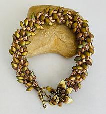 """""""Bracelet Autumn"""" by Lana Potels"""