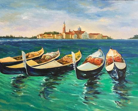 """Venice"" by Stephanie Chang"
