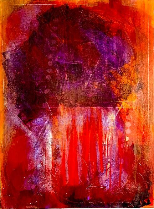 """Through The Window (2020)"" by Tony Mize"