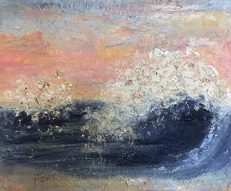 """The Big Splash"" by Maureen Grimm"
