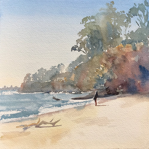 """Ocean Reveries"" by Annie Haines"