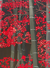 """Kyoto Bamboo in Fall"" by Terry Harms"