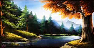 """A Restful Day"" by Cathy Zander"