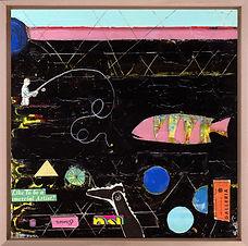 """""""Gone Fishing"""" by Jan Davis"""