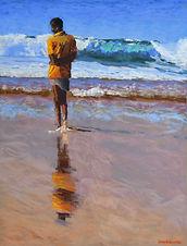 """Reflection"" by Deepali Kapatkar"