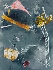 """After Miro"" by Gloria Huet"