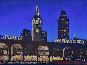 """Port Of San Francisco"" by Deepali Kapatkar"
