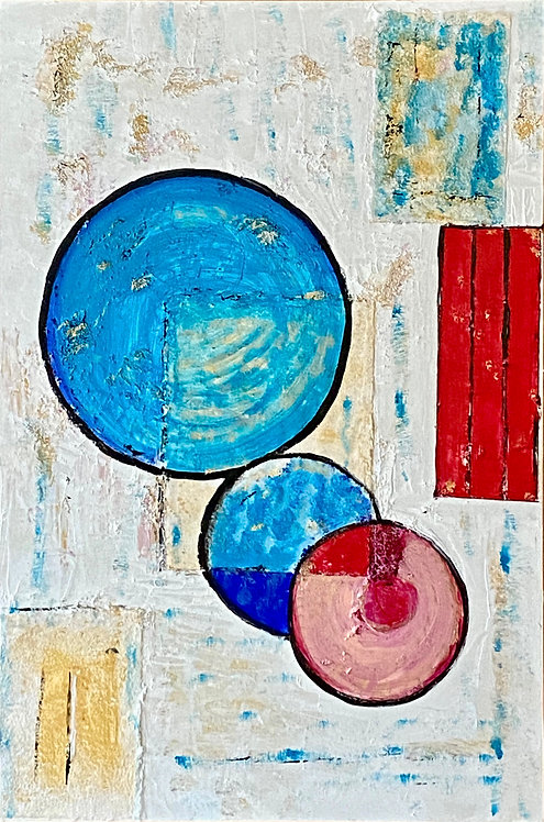 """""""Nouvelle lune"""" by Anne Pegolotti"""