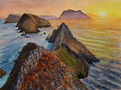 """""""Channel Islands"""" by Christine Oliver"""