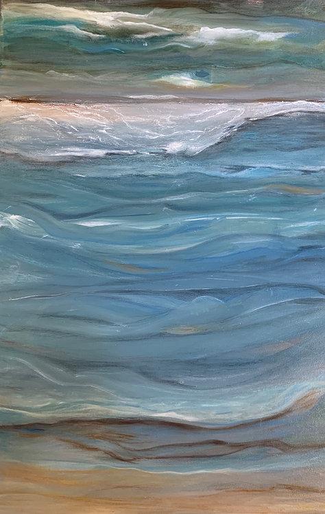"""""""Cosmic Ocean"""" by Maureen Grimm"""