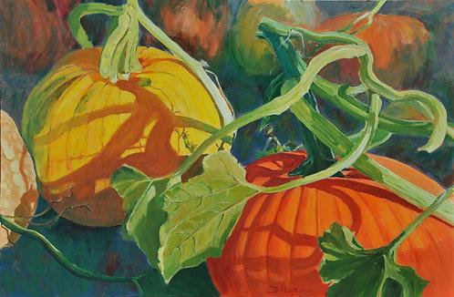 """""""PUMPKINS II"""" by Doriane Heyman"""