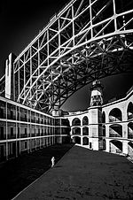 """""""Fort Point Protecting San Francisco Area"""" by Tom Green"""