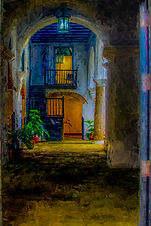 """The Entry Way"" by Patricia Dennis"