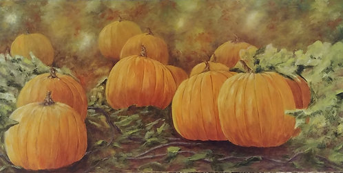 """Autumn Harvest"" by Kathleen J Borgman"