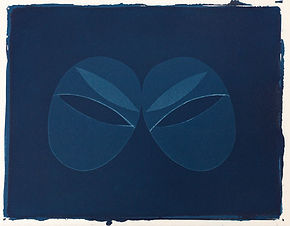 """Composition 2.1v.1. Edition of 1"" by Rachel Liu"