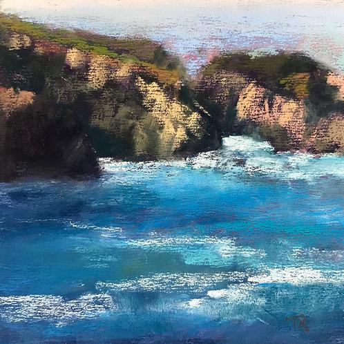 """Morning Surf"" by Teresa Ruzzo"