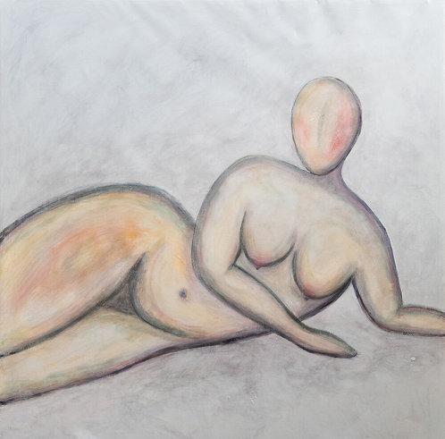 """""""Woman."""" by Susan Babbel"""