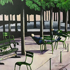 """""""The chairmen"""" by Jane Lombard"""